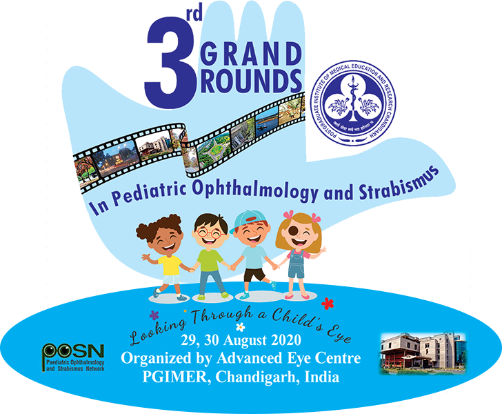 3rd Grand Rounds in Pediatric Ophthalmology and Strabismus
